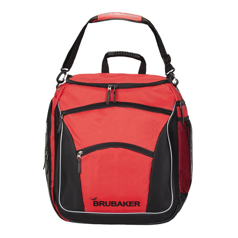 BRUBAKER XXL Ski Boot Bag - Professional Backpack - Winter Sports