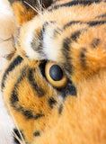 BRUBAKER Brown Tiger 24 Inch - Plush Toy - Soft Toy - Stuffed Animal