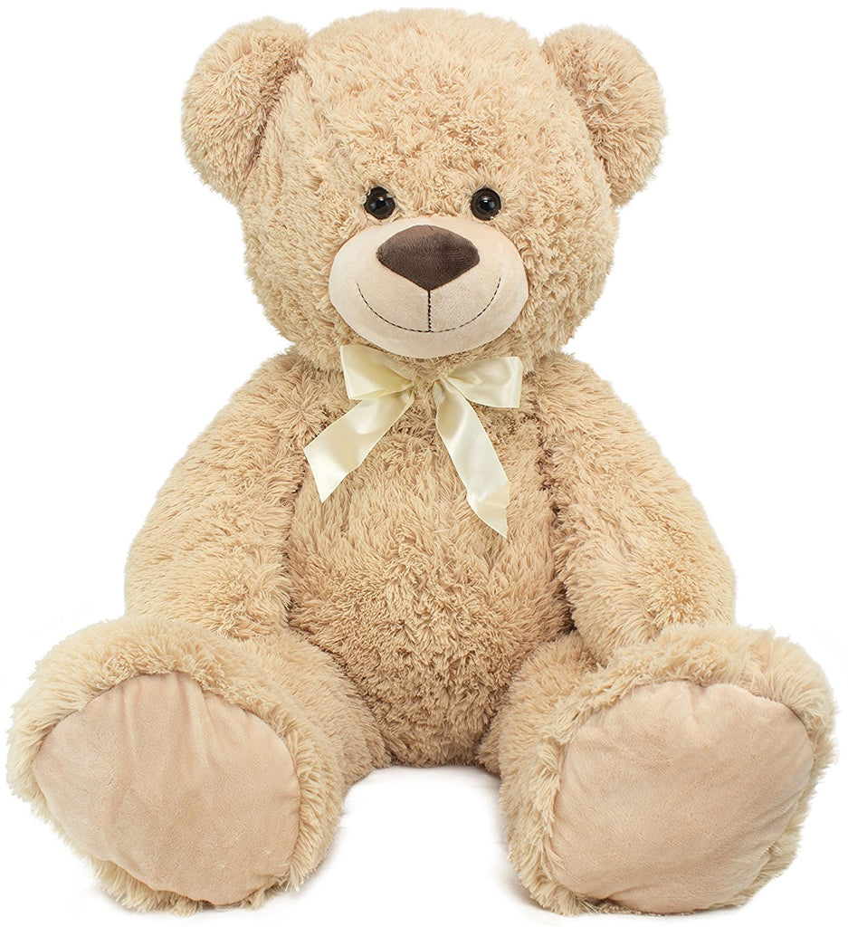 BRUBAKER XXL Plush Teddy Bear - 40 Inches Tall