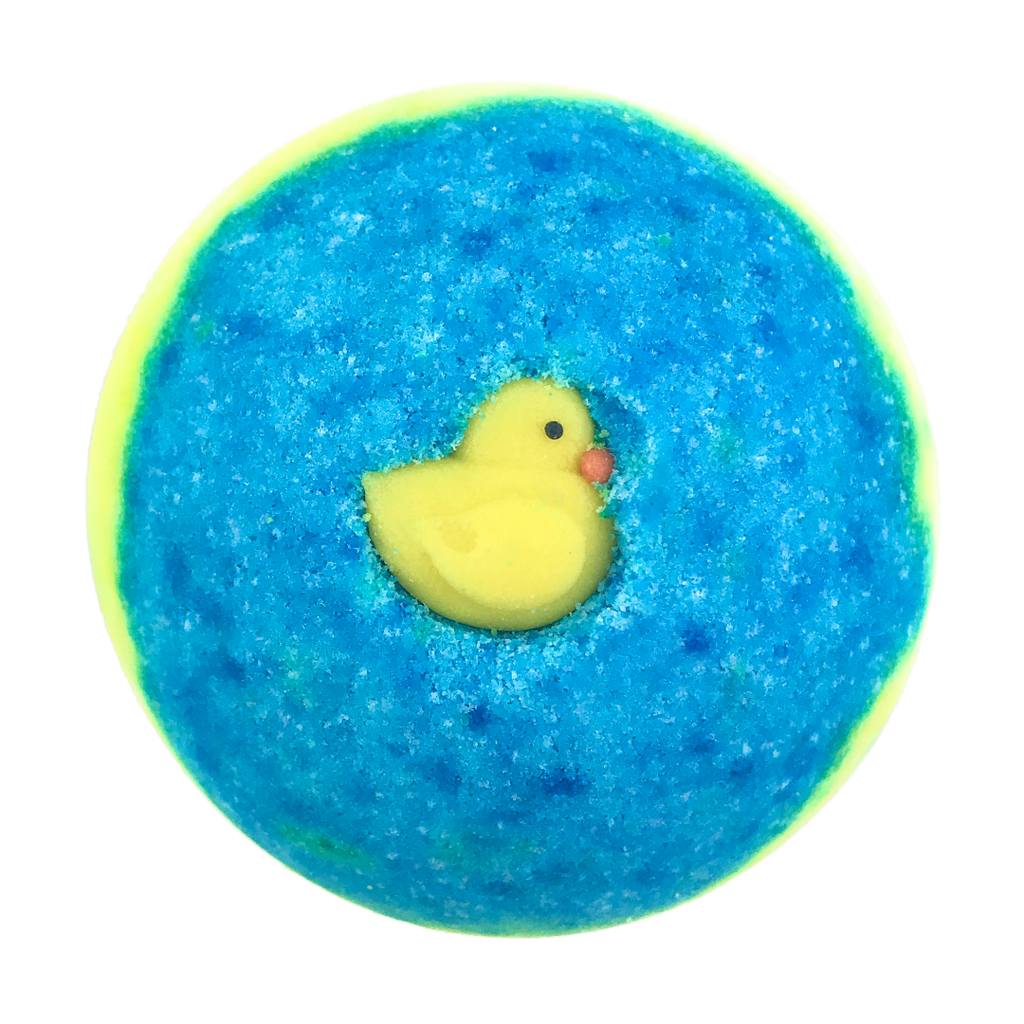 "BRUBAKER Huge Handmade Fizzing Bath Bomb ""Holiday"" - Bath Fizzer - All Natural, Vegan, Organic Ingredients - Bulk"