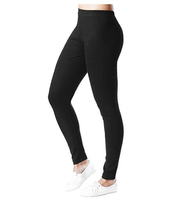 BRUBAKER YeYo Women's Athletic Fitness Active Wear Workout Leggings Running Tights Yoga Pants
