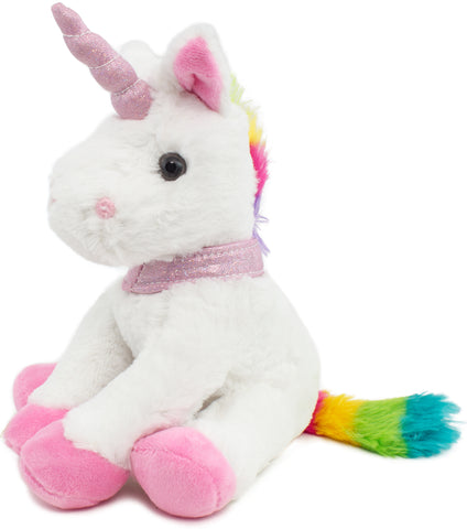 BRUBAKER Plush Unicorn - 8.3 Inches - Cuddly Plush Soft Toy - Stuffed Animal