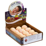 "BRUBAKER ""Dolce Vita (Sparkling Night)"" Bath Melts 12pcs /Box  - Vegan - Organic - Handmade"
