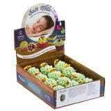 "BRUBAKER ""Carpe Diem (Lime & Green Tea)"" Bath Melts 12pcs /Box  - Vegan - Organic - Handmade"