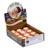 "BRUBAKER ""Sweet Kiss (Cranberry)"" Bath Melts 12pcs /Box  - Vegan - Organic - Handmade"