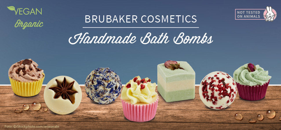 BRUBAKER Cosmetics Bath Melts