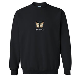 Butterfly Sweater