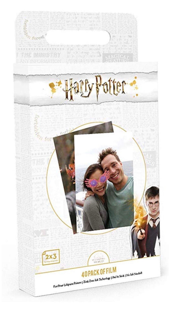 Harry Potter Magic Photo and Video Printer Sticky Backed Film – 40 Pack