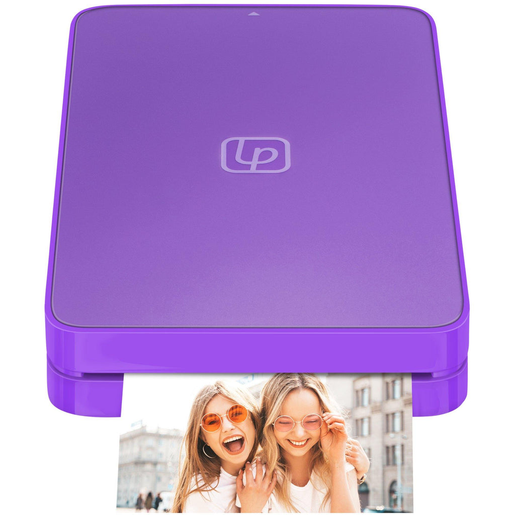 Lifeprint 2x3 Hyperphoto Printer for iPhone & Android - Purple *LIMITED EDITION*