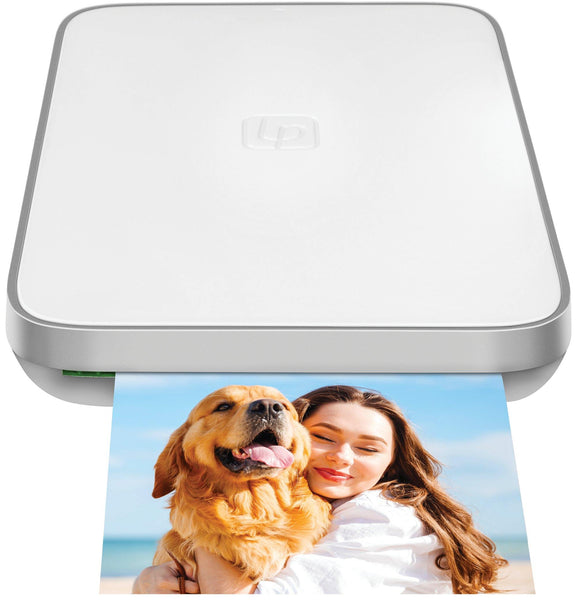 Lifeprint 3x4.5 Hyperphoto Printer for iPhone & Android - WHITE - Lifeprint Photos