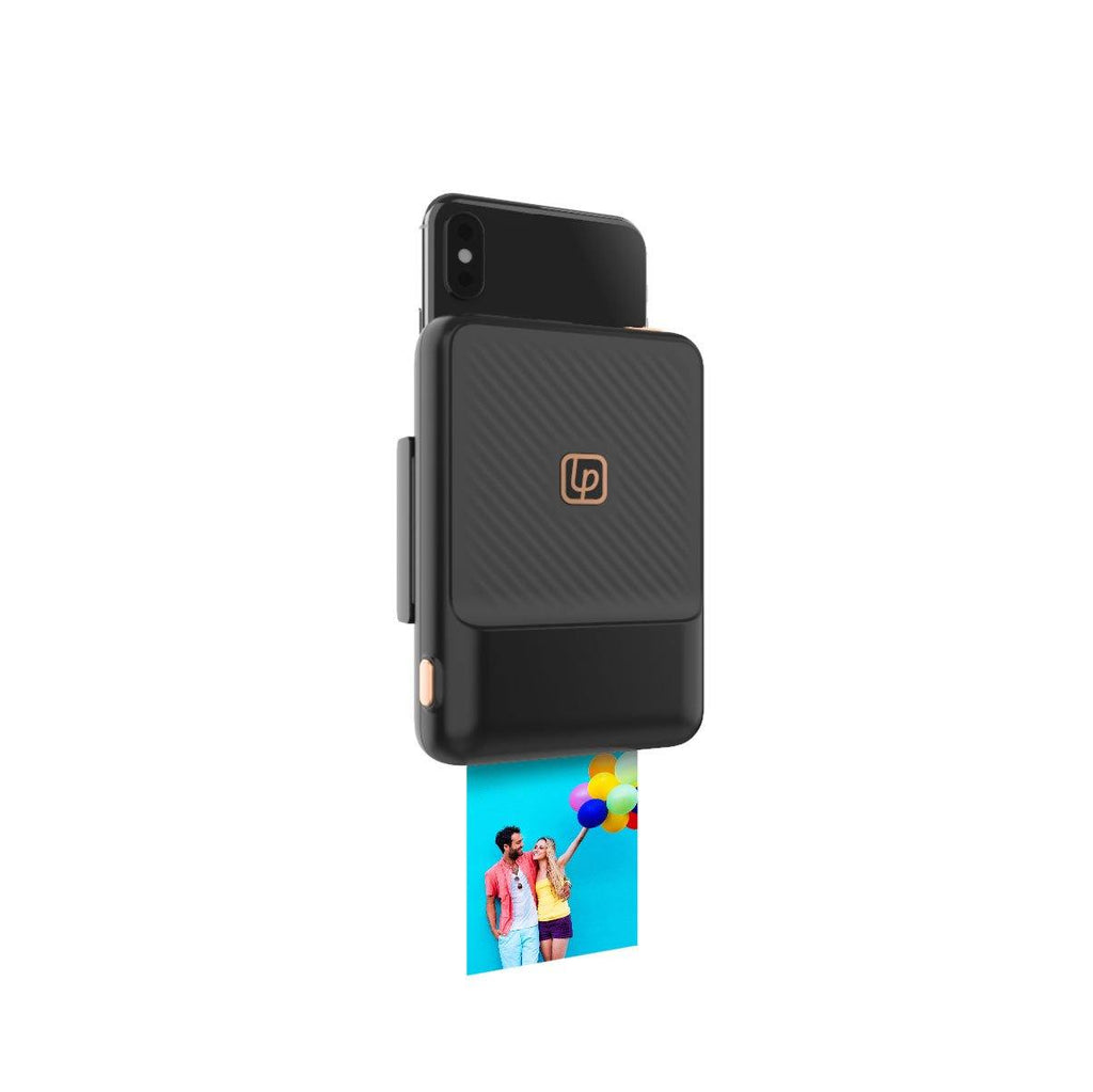 Lifeprint Instant Print Camera for iPhone (Black) - Lifeprint Photos