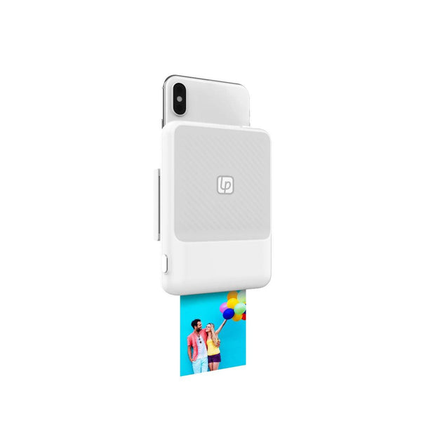 Lifeprint Instant Print Camera for iPhone (White)