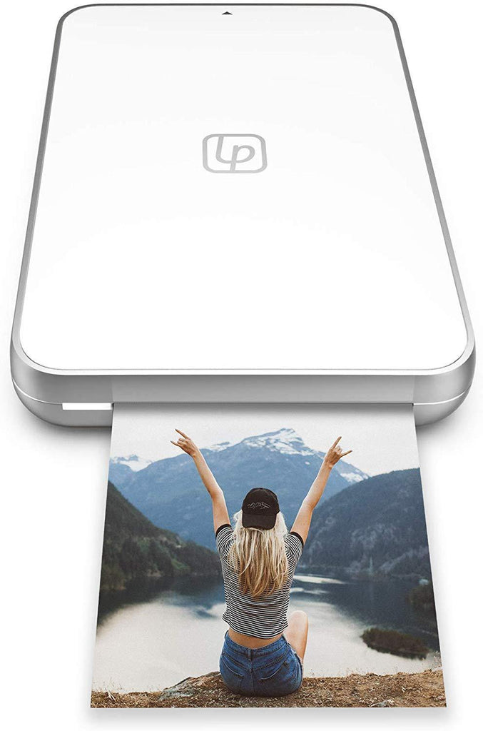 Lifeprint Ultra Slim Printer - White - Lifeprint Photos