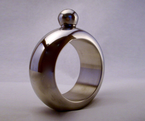 "Drinking - The ""Bangle"" Hipflask"