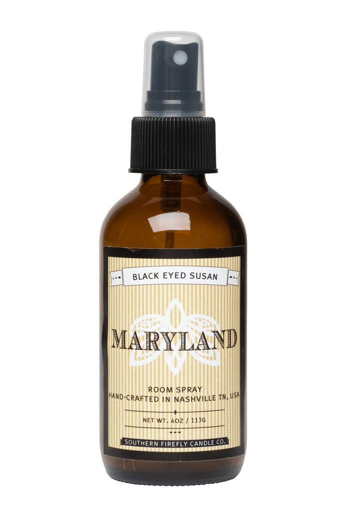 Maryland - Black Eyed Susan 4oz Room Spray