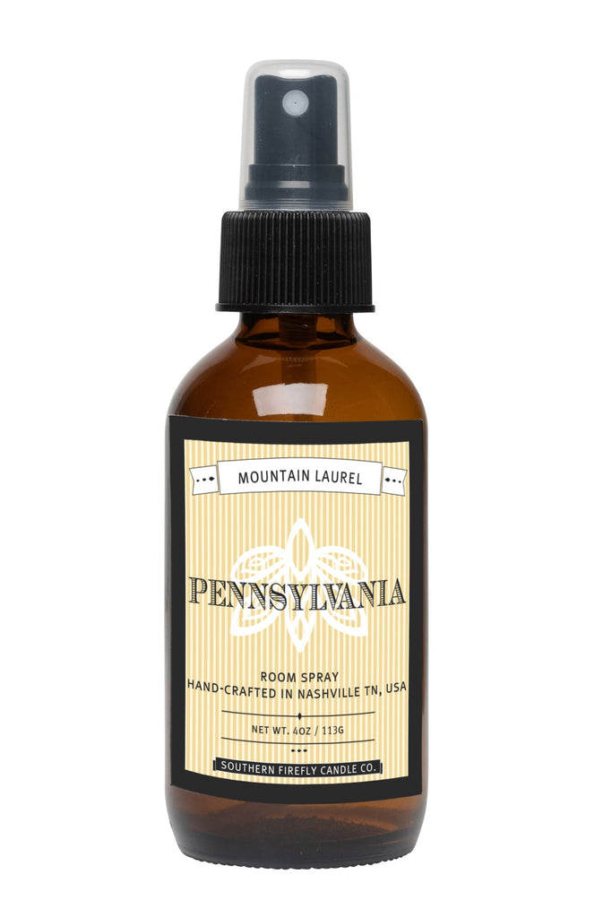 Pennsylvania - Mountain Laurel 4oz Room Spray