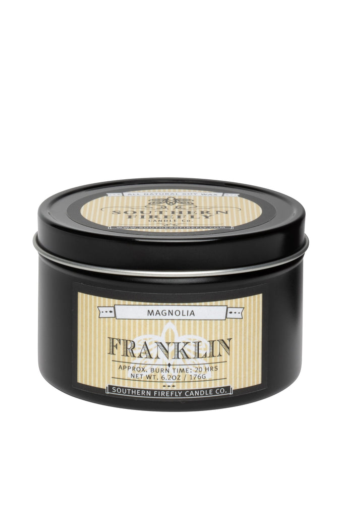 Franklin - Magnolia 8oz Travel Tin
