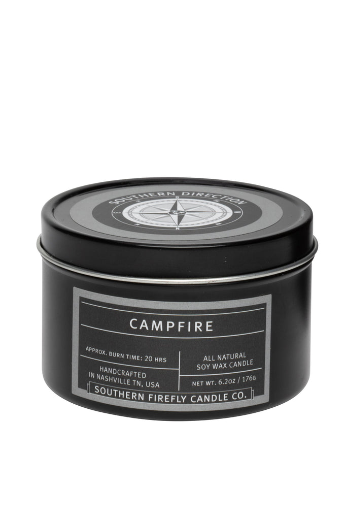 Campfire 8oz Travel Tin