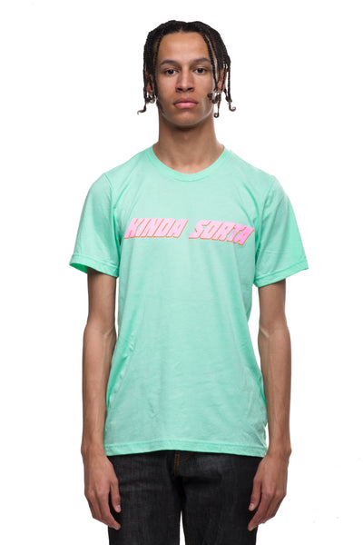 Alternative Logo Tee Mint