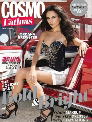 REALM Jewelry Cosmo Latinas Cover