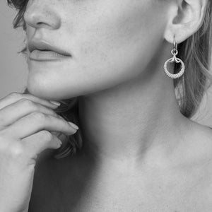 Tryst Capulet Signature Drop Earring