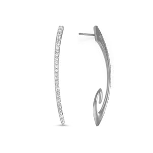 Sceptre Linea Signature Exclamation Earring