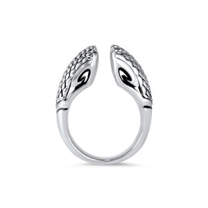 Sceptre Python Ring 13.0 in Sterling Silver