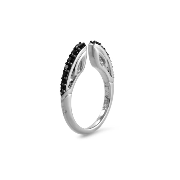 Sceptre Páve Stack Ring 2.0