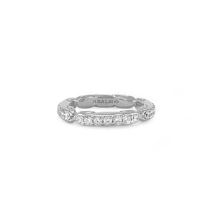 Sceptre Linea Ever Pavé Stack Ring