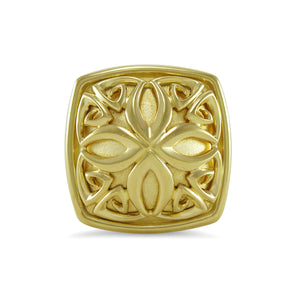 Insignia Luxe Ring in 18K Gold over Sterling Silver