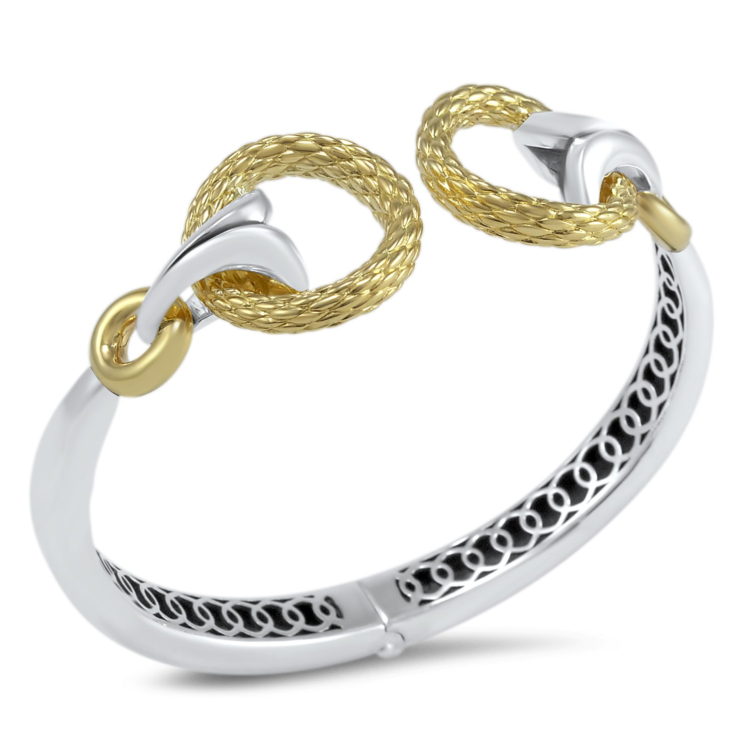 b8de3191a Tryst Rendezvous Torque Cuff Bracelet - REALM FINE + FASHION JEWELRY™