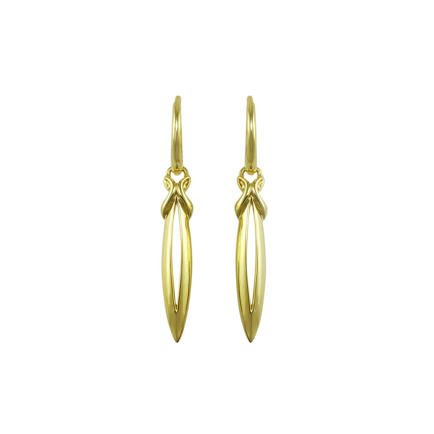 Empire Petite Stiletto Earring