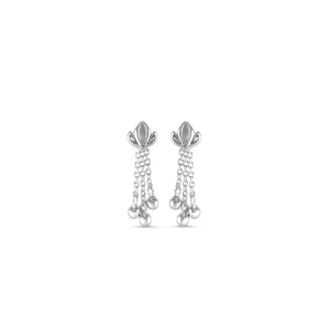 Domain Dual Short Tassel Earring