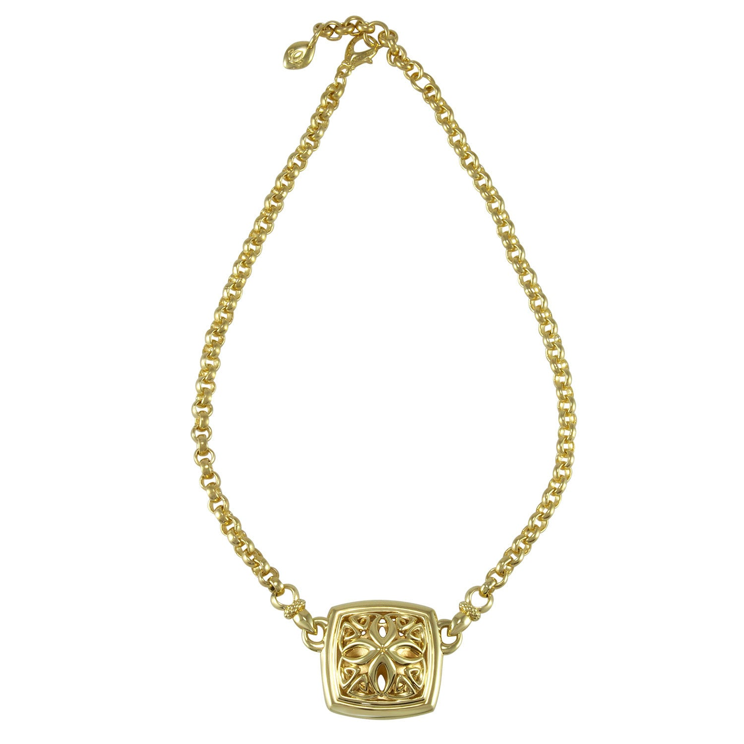 Realm Insignia Delicat Y Necklace