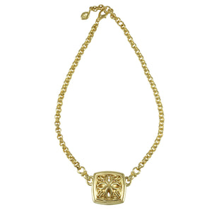 Insignia Empress Medallion Necklace