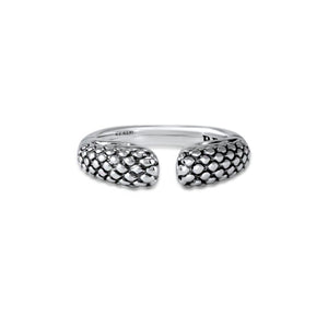 Sceptre Python Ring 5.0 in Sterling Silver