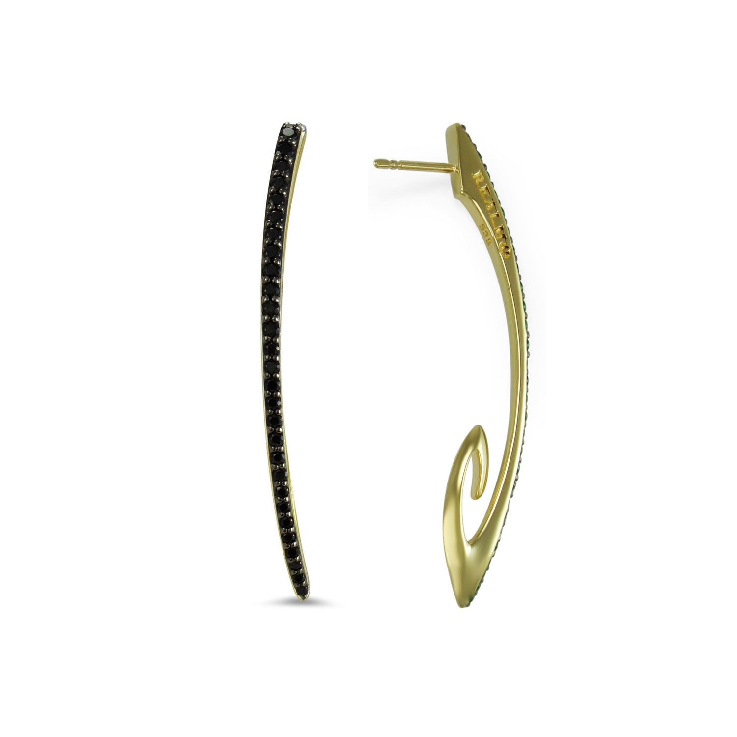 Realm Sceptre Linea Luxe Exclamation Earring BRG2K