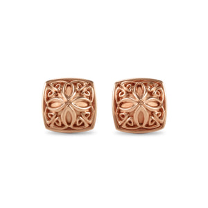 Insignia Empress Petite Medallion Earring