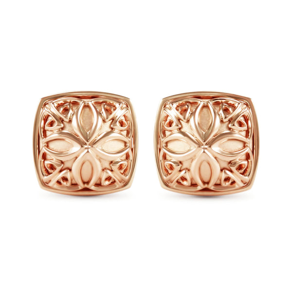 Insignia Empress Luxe Medallion Earring