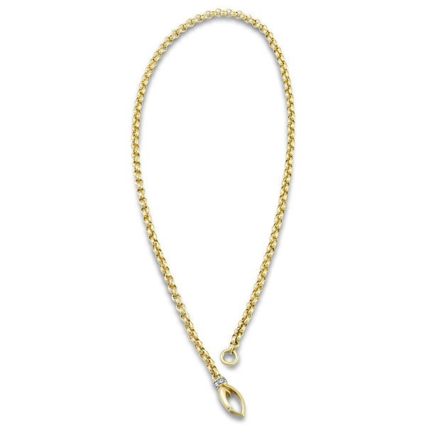 Everyday Empress Chain Necklace 16""