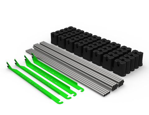 Original Series 10-Level Erecta-Rack Kit