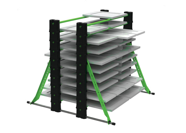 PRO Series 10-Level Erecta-Rack Kit with Custom Carry Bag