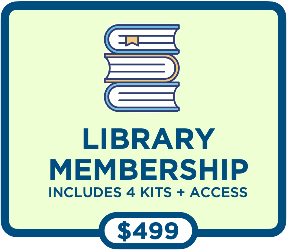Breakout EDU Library Membership