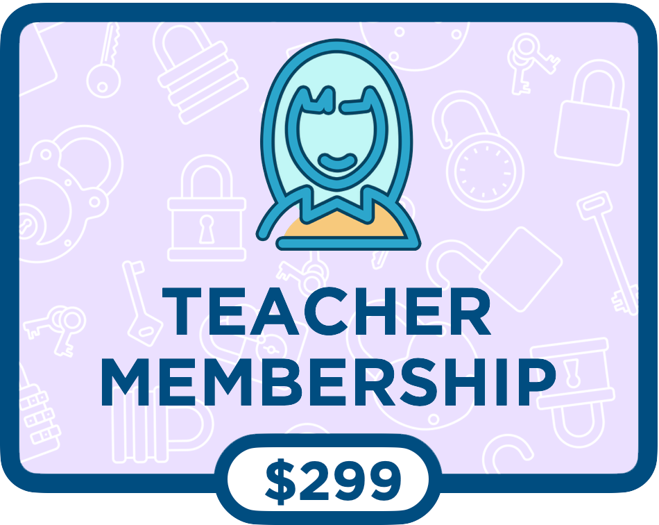 Breakout EDU Teacher Membership