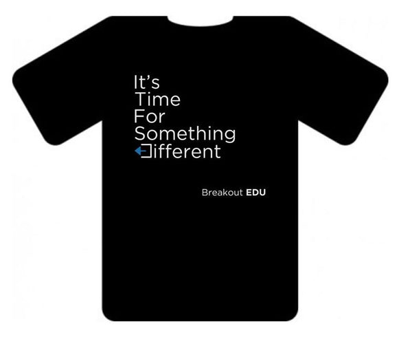 It's Time For Something Different T-Shirt (Womens)