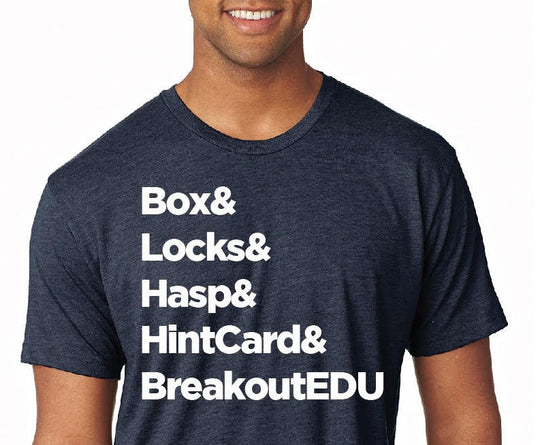 Ampersand Breakout EDU T-Shirt