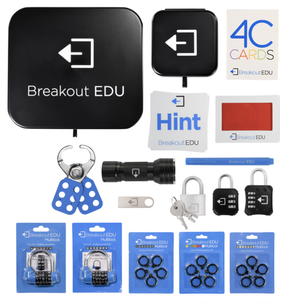 BREAKOUT EDU KIT (Without Platform Subscription)