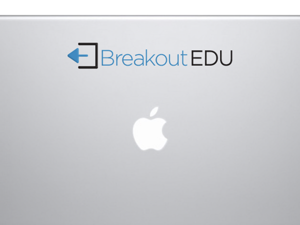 Breakout EDU Decal