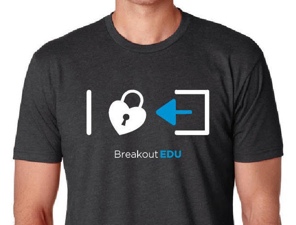 I Heart Breakout T-Shirt (Mens)