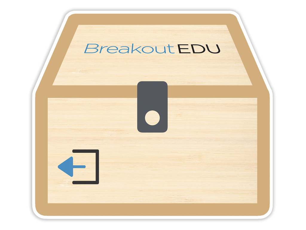 Breakout EDU Box Stickers